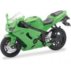 Maquette Moto Kawasaki Ninja ZX6RR