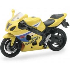 Maquette Moto Suzuki GSX-R600