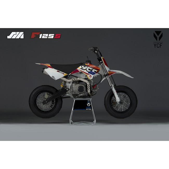DIRT YCF SM F125S 2019