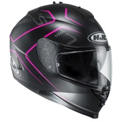 Casque HJC IS17 Lank Rose