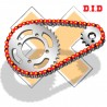 Kit Chaine DID pour Honda NC700S / X