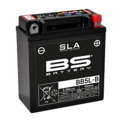 Batterie BS BB5L-B SLA sans entretien activée usine