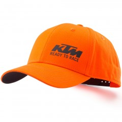 Casquette KTM Racing Orange