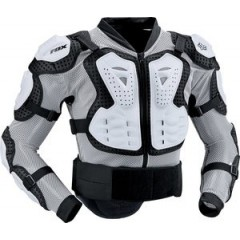 Gilet FOX Titan Sport Jacket Blanc