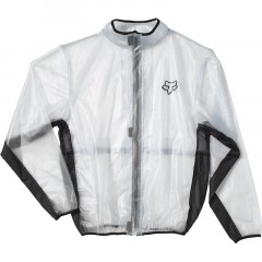 Protection pluie Mx fluid jacket clear