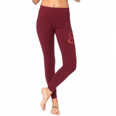 Legging FOX Enduration Rouge