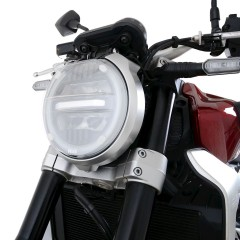 Ecran de protection feux avant R&G Honda CB1000R et CB650R