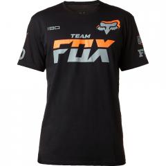 Tee Shirt Fox Noir