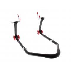 """Béquille arrière BIHR support """"V"""" 2 roues"""