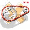 Kit Chaine DID Yamaha XJ600S Diversion