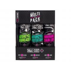 Kit entretien MUC-OFF Moto Multi Pack