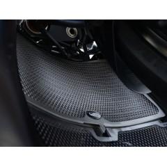 Protection de radiateur Yamaha R6 - Haut