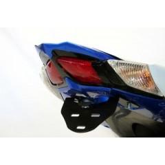 Support de plaque R&G Suzuki GSX-R1000 2009 à 2016