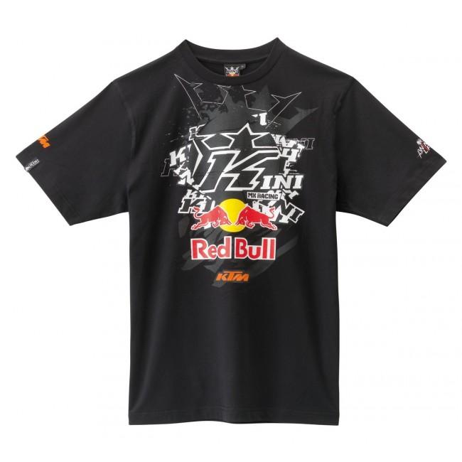 Tee Shirt KTM Kini RedBull Noir