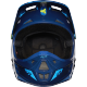 Casque Fox V1 RACE Bleu