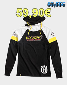 Sweat Husqvarna Replica Team Femme
